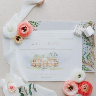 sea front wedding villa