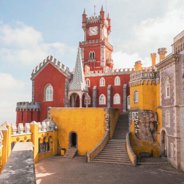 portugal palace wedding